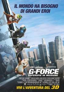 G-Force: Superspie in missione