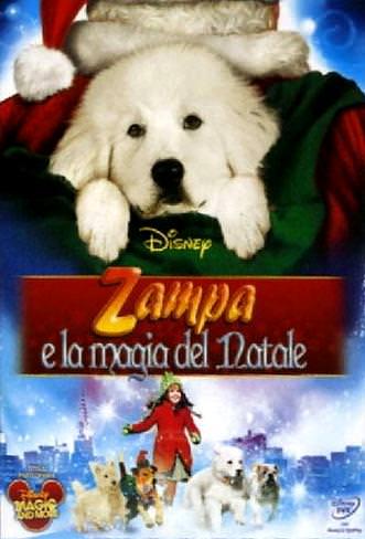 Babbo Natale Zampa.Zampa E La Magia Del Natale Videobox
